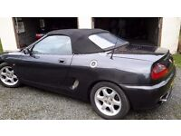 Mgf 1800 very good condition excellent tyres 12 months mot very good bodywork