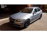 BMW 3 SERIES 325i SE, 4 DOOR, MANUAL, 6 SPD - PETROL
