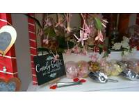 Wedding/ Birthday/ Party Sweet Cart Hire