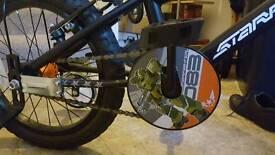 Boys starfighter 16inch bike