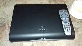 Sky HD box 250 gb