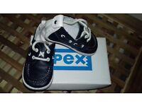 Pex baby shoes