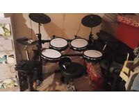 Millennium MPS 750 electronic drum kit
