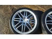 Car wheels for sale full set of x4