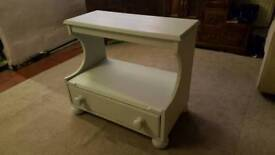 Tv stand unit. Storage. Side table
