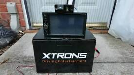 "Car Multimedia 7"" XTRONS"