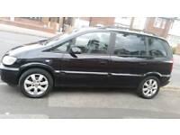 2005 Vauxhall Zafira 1995cc Breeze DTI, MOT, Service History, **MPV 7 SEATER**