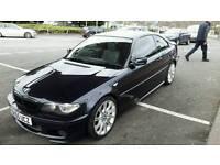BMW E46 320cd M-sport