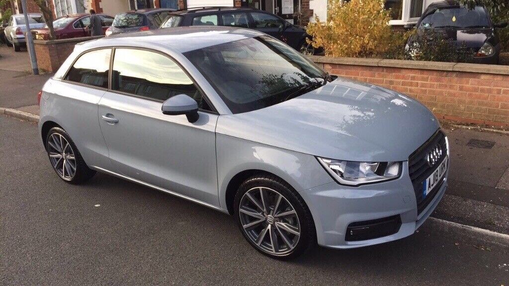 Audi A1 Arrow Grey 18 Plate 6650 Miles In Peterborough