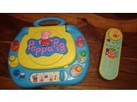 Toys Peppa Pig My First Laptop & Peppa Pig 'Zap and Learn Remote