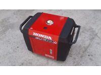 Honda generator eu30is inverter