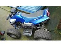 2 quad bikes aeon revo 100cc and 125cc thundercat rev and go basically new