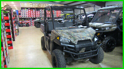 2018 Polaris Industries Ranger EV Used