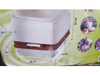portapotti style toilet
