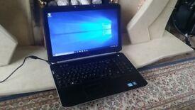 Gaming i3 laptop, 4GB RAM, 320GB HD, HD LED Screen, HDMI, Intel HD 4000, MS Office, Photoshop, Win10