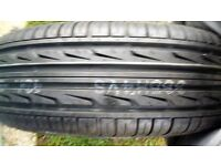 NEW 185X65X14 MARAGONI TYRE ON FORD 4 STUD WHEEL