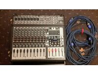 Behringer PMP3000 Mixer Amp
