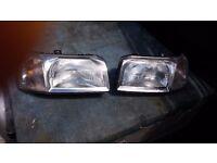 Freelander 1 headlights