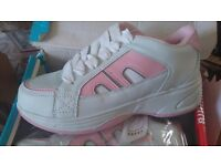 Pair of Ladies Roller Trainers Size 5.5 ***BRAND NEW IN BOX***