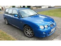 CHECKOUT THIS FAB 03 REG MG ESTATE WITH HALF LEATHER..ALLOY WHEELS..ELEC SUNROOF..FRONT/REAR SENSORS