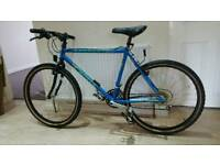 Fantastic mens 26inch hand built CARRERA mountain bike in good condition all fully working