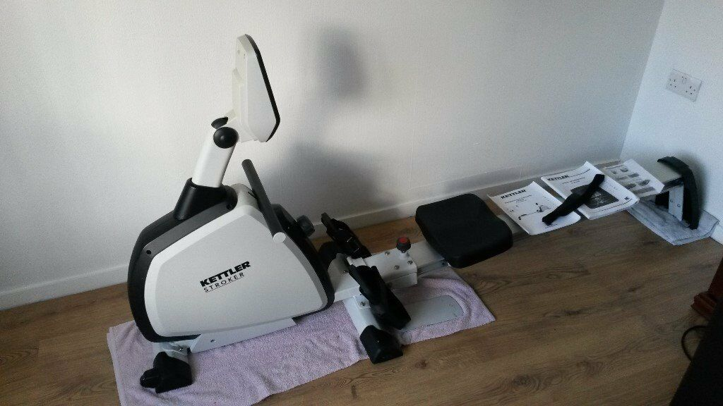 Kettler Stroker Rowing Machine