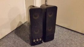 Creative GigaWorks T40 Series II 2-way Speakers - for PC - Collection Only.