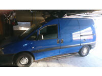 2 x Vans to clear ASAP One with MOT one without.