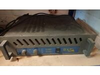 DAP Audio p-1200 power amp