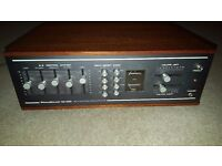 Vintage Seviced PrinzSound SA 3001 Solid State Stereo Amplifier 1973