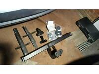 Insignia pf jones tow bar. Fitted but unused