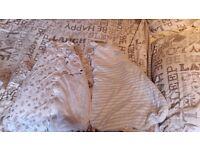 Baby sleeping bag x2