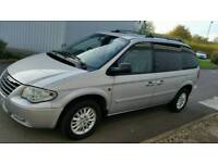 Chysler Voyager 2.8tdi, Automatic, One owner, 47000 miles, FSH