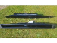 Mini cooper side skirts( john cooper works)
