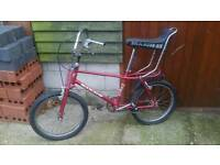 1970's Bicicross bh, Spanish Raleigh chopper