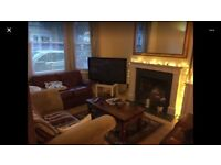 2 Spacious Double Rooms: large house with large garden