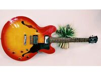 Epiphone 335 Dot Sought after Korean made 2001 With Hard Case Gorgeous