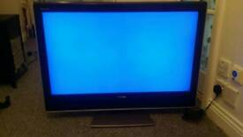 37 inch toshiba tv woth remote
