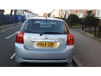 £1288.88 toyota Corola light blue+Immaculate condition+nice runner+for £1288.88