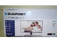 Blaupunkt 40 Full HD Led TV - Pause and Record - Energy Saver A+