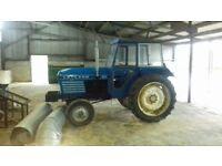 Leyland 270 tractor