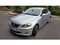 LEXUS IS 220d 2009, High specs, new MOT, low mileage