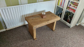 Rustic Table REDUCED TO CLEAR