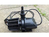 Amphibious Pond Water Pump P300
