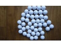 45 taylormade golf balls. grade a or better.