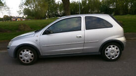 2006 vauxhall CORSA ,very low mileage ,looks and drive beautiful