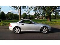 1998 Mercedes SLK 230 AMG spec, Auto, Convertible, Future classic, Great Project