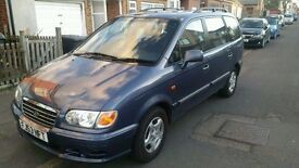 Very good condition ideal family car with full 7 seats full-service history last service on 92 k