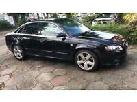Audi A4 2.0 TFSI S line CVT 4 Door Saloon Petrol With Full Leather Interior Full Audi Dealer History