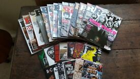 Classic Rock Magazine 2016 complete set with CDs